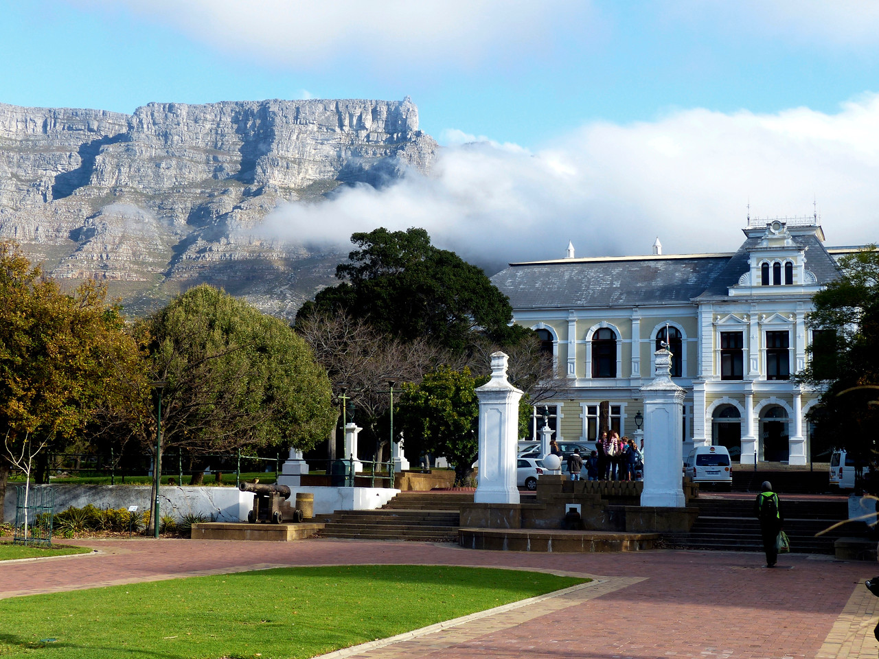 This is the  South African National Gallery.
