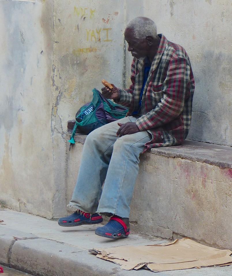 Havana - People in the streets