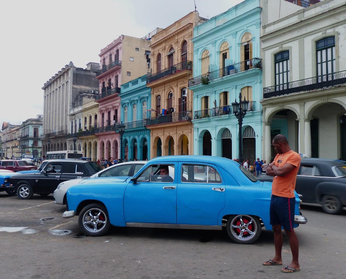Havana - Classic cars