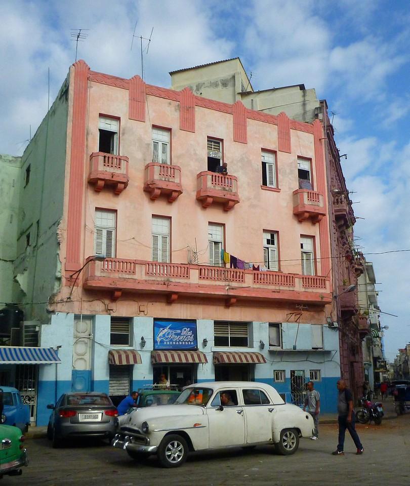 Havana - along Neptune Street