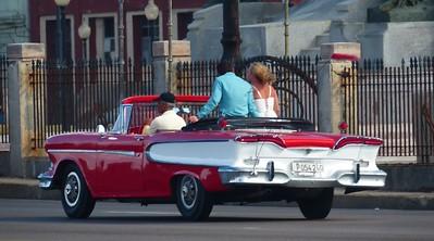 Havana  - Transportation for a wedding .