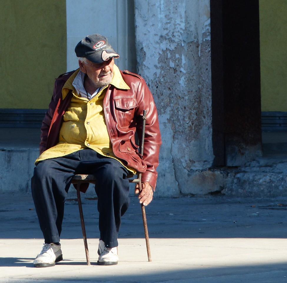 Havana - People in the street