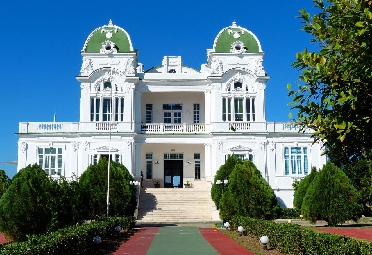 Cienfuegos -  Club Cienfuegos on the way to Punta Gordo south of the center.