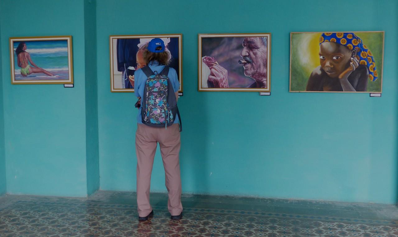 Cienfuegos - Art Gallery