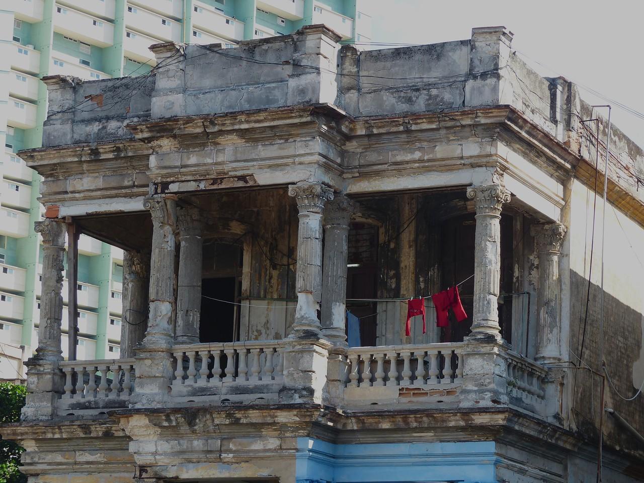 Havana -  Looks like someone is living here.