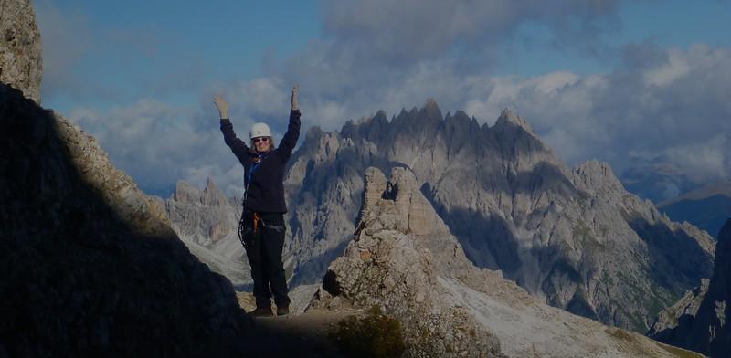 Mount Paterno Via Ferrata