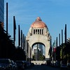 Monumento de a la Revolution, also near our hostel