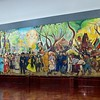 "Mexico City - ""Dream of a Sunday Afternoon"" in Museo Mural Diego Rivera"