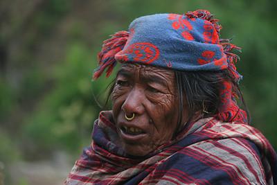 Local villager