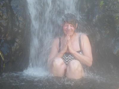 Rena likes hot springs.