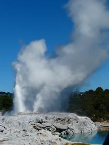 The largest geyser.
