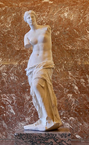 The Louvre - Venus de Milo