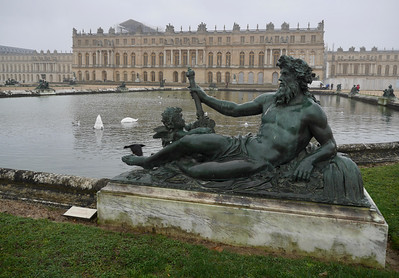 Versailles - The Gardens