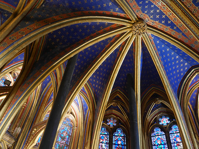 Sainte-Chapelle - Downstairs