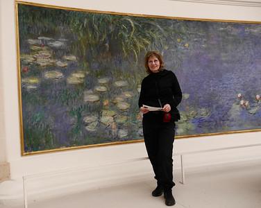 Orangerie Museum - Monet's Water Lilies