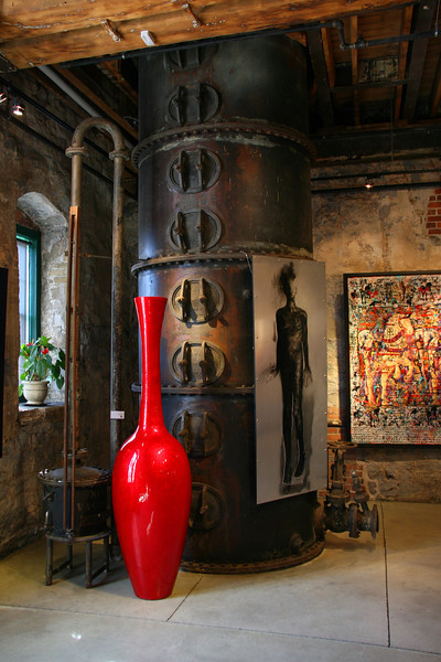 Art Gallery in the Distillery District