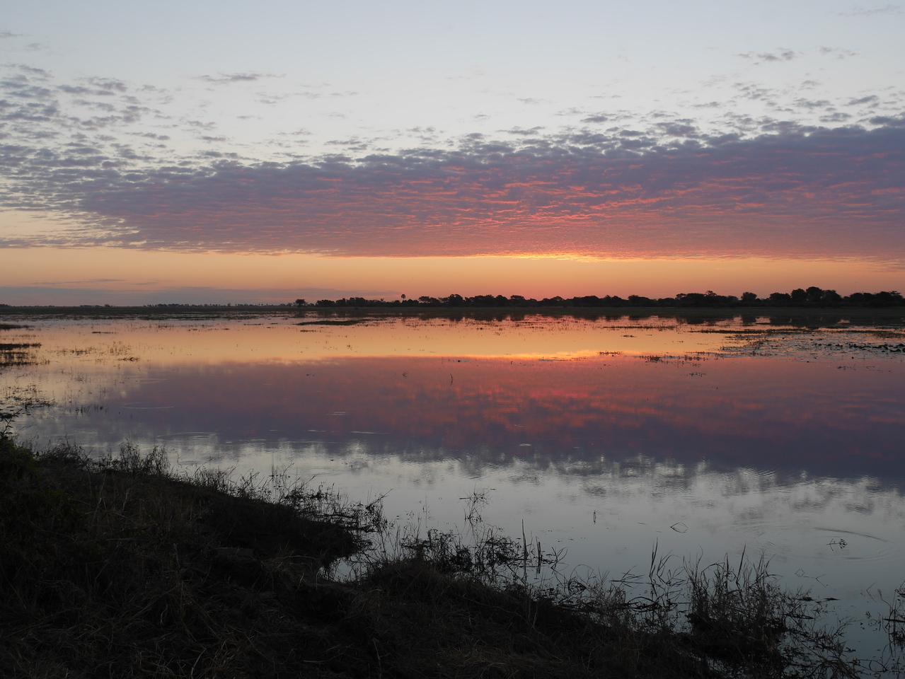 Great sunset at Sundowner.