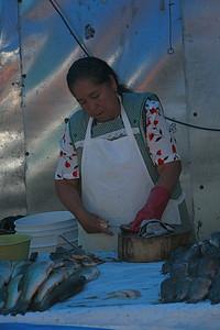 Quiroga market