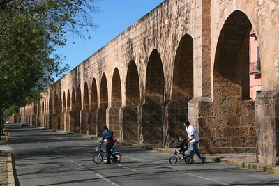 Aquaduct,Morelia