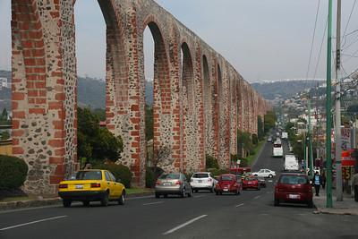 Queretaro Aquaduct