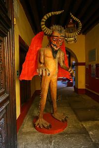 Museum Lobby, Guanajuato