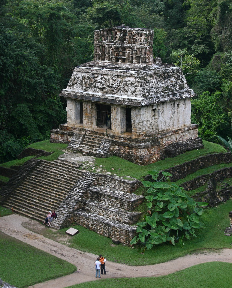 The Temple of the Sun.