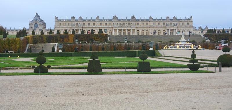 Versille Gardens