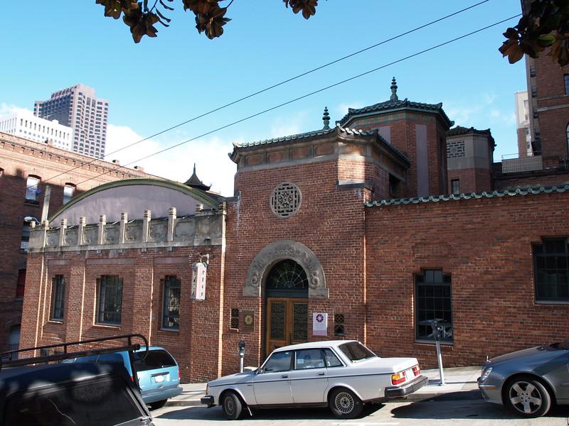 San Francisco Chinatown YWCA building