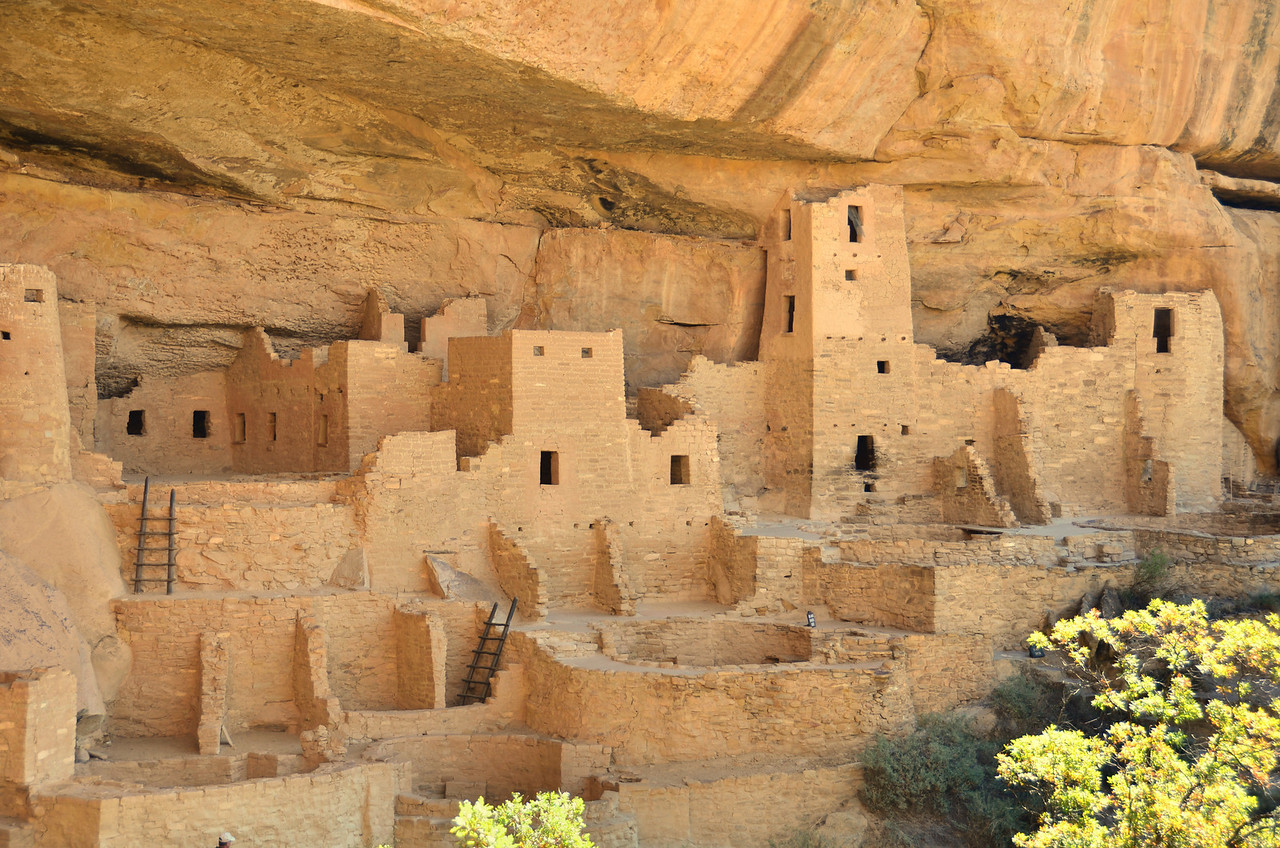 Cliff Palace View