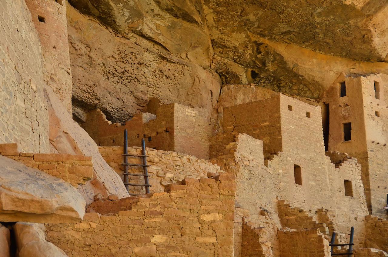 Built by Ancesteral Puebloans around 700 AD