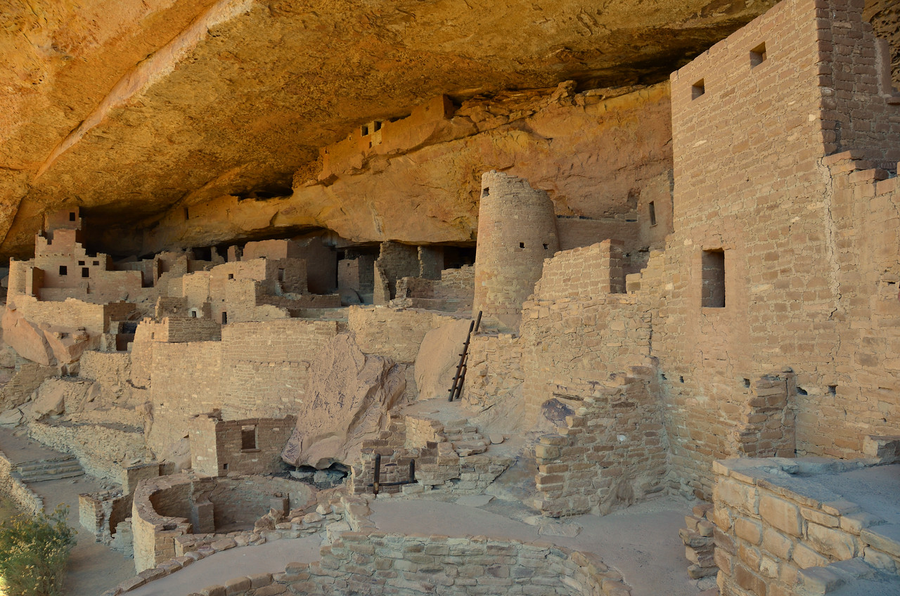 View Across Cliff Palace