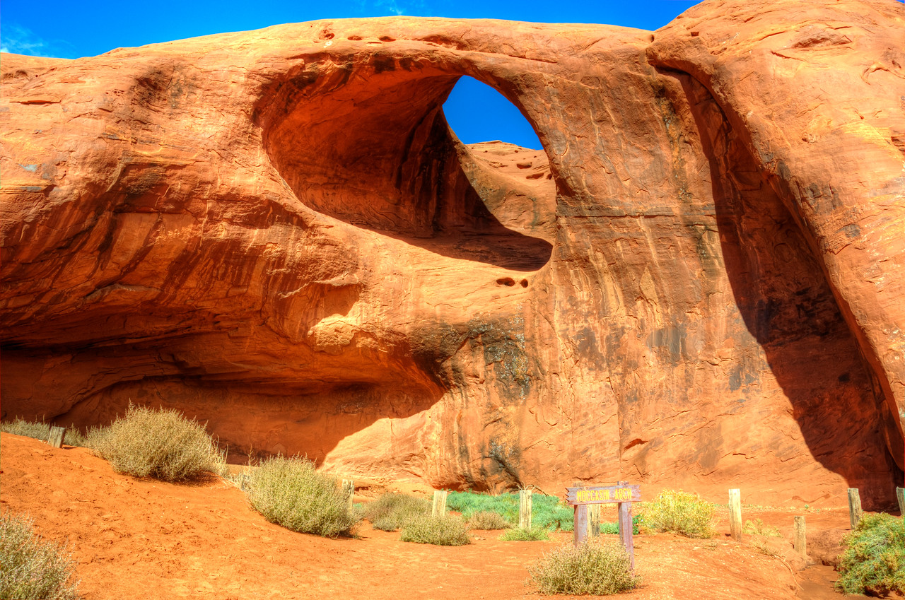 Moccasin Arch