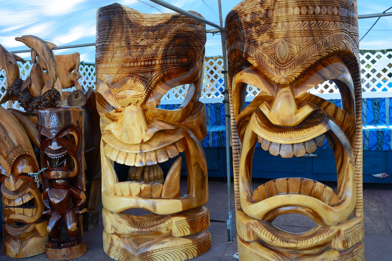 Monster Tiki