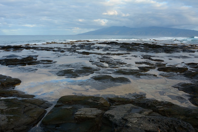 The Tip of Napili Bay