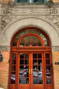 Cool  entryway