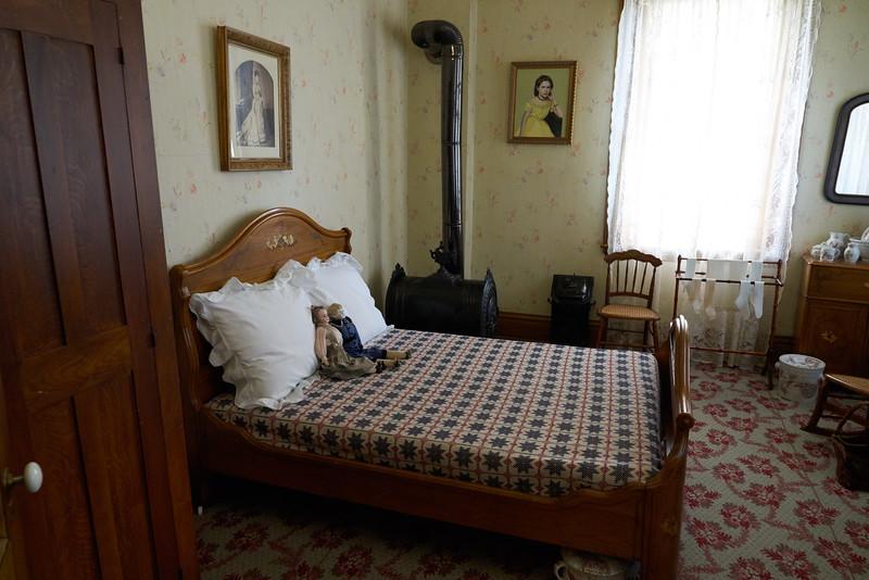 Nellie Grant's Bedroom