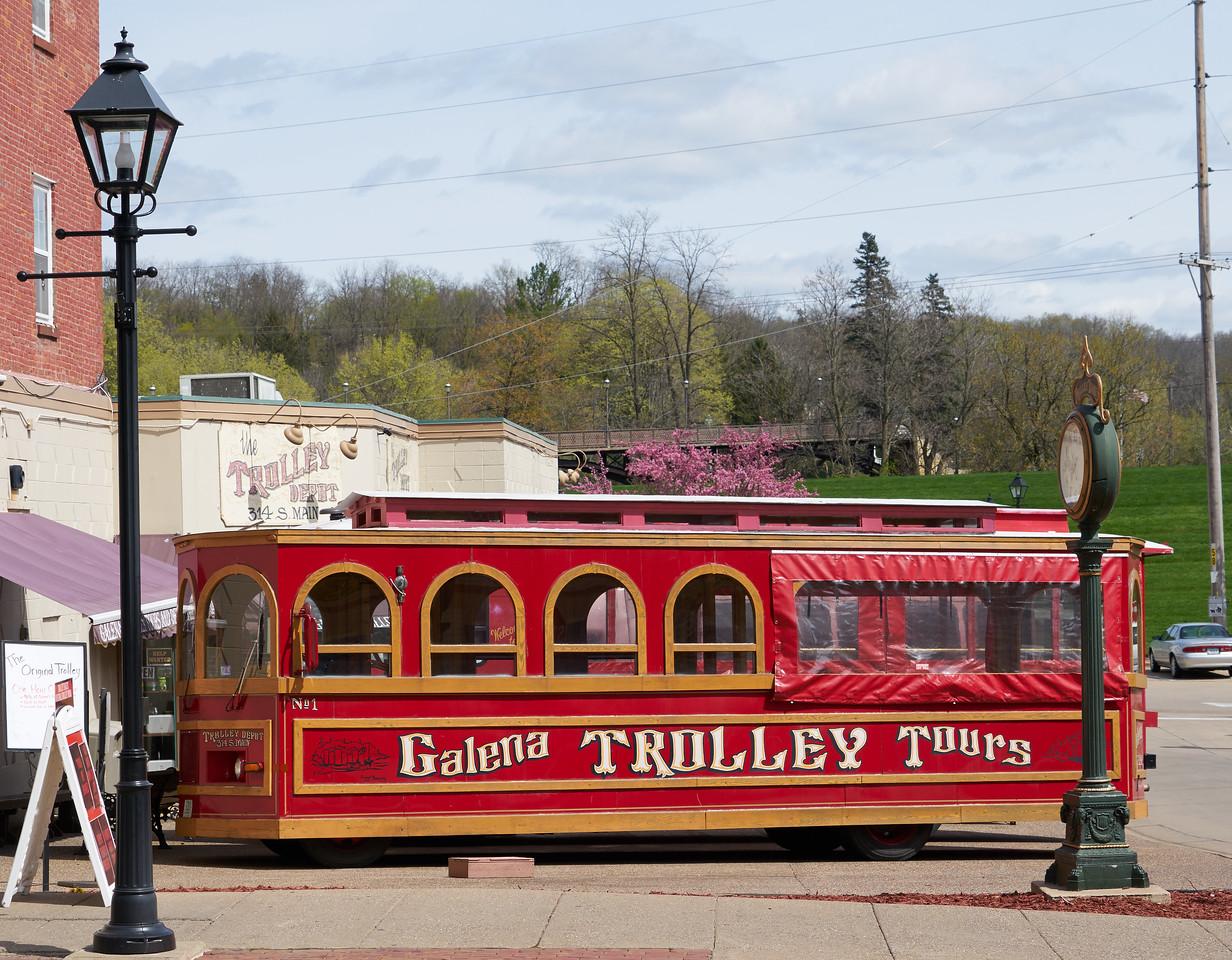 Tourist Trolley