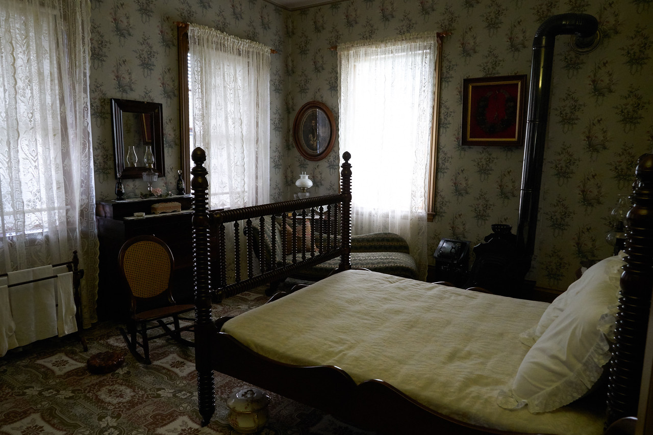 The Grant's Bedroom