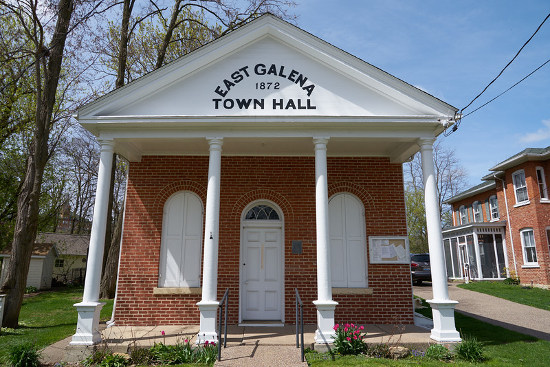 East Galena Town Hall