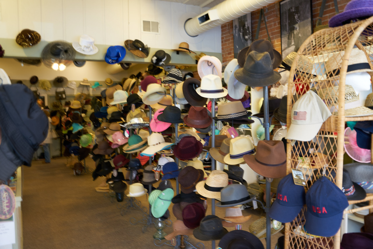 Lots o Hats