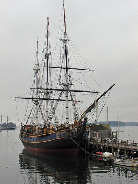 Tall Ship Bounty
