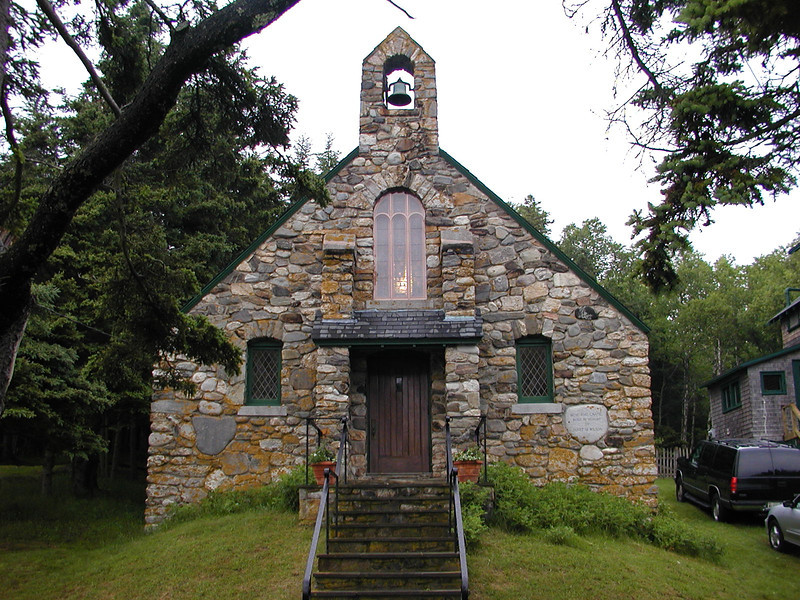 Stone Church OceanPoint Boothbay