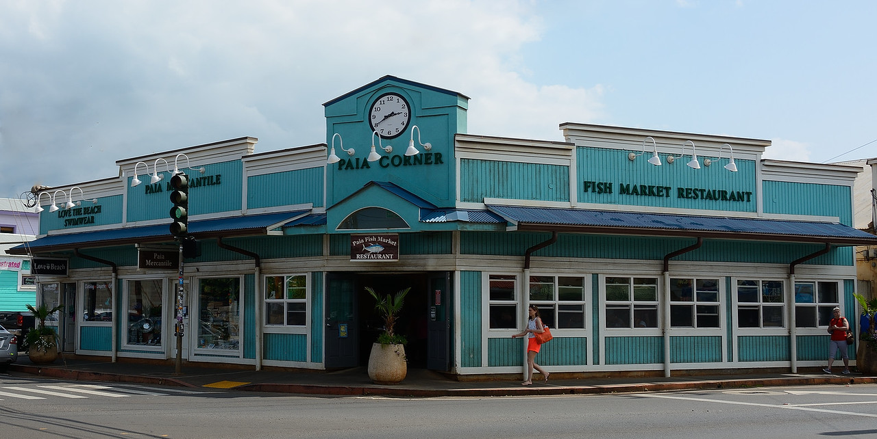 Legendary Paia Fish Market Restaurant