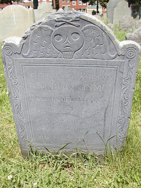 Old Cemetary Head Stone