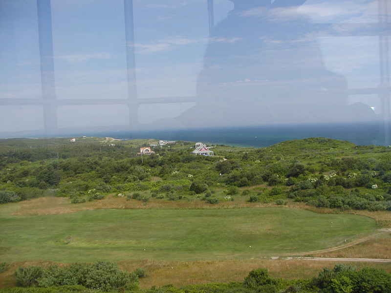 View from Highland Lighthouse