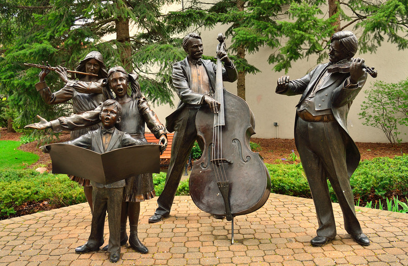 Joy of Music, Artist: George Lundeen