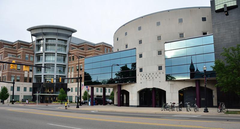Kalamazoo Public Library Downtown