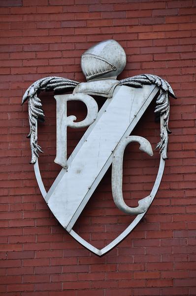 Park Club insignia