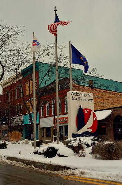Downtown Entrance