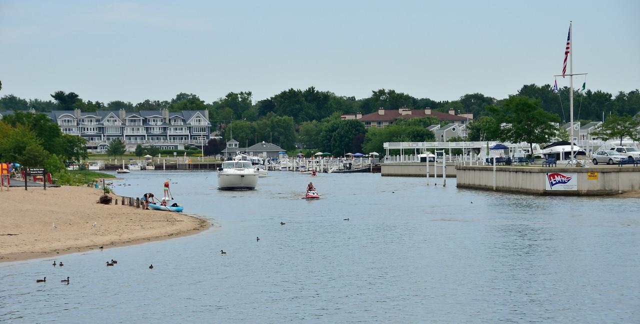 Harbor at New Buffalo